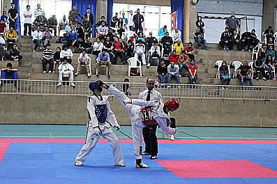 2013-04-19 - Taekwondo - Al Liwa
