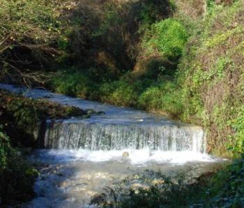 torrente squaranto in valle