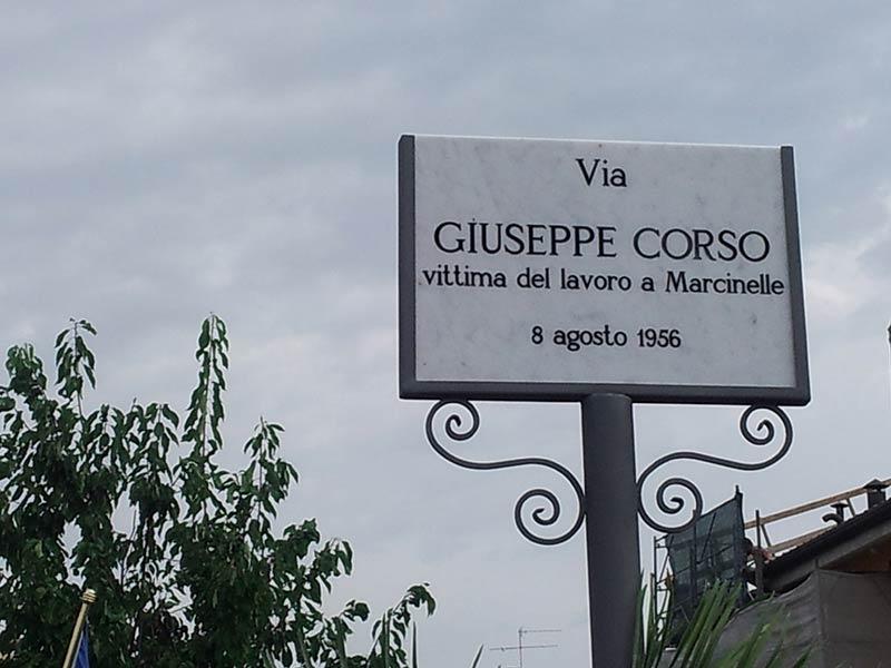 nuova targa via Corso800