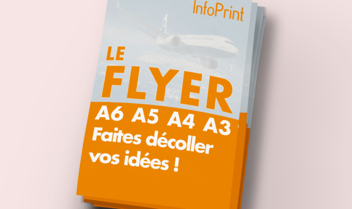Flyers sans finition à Montpellier