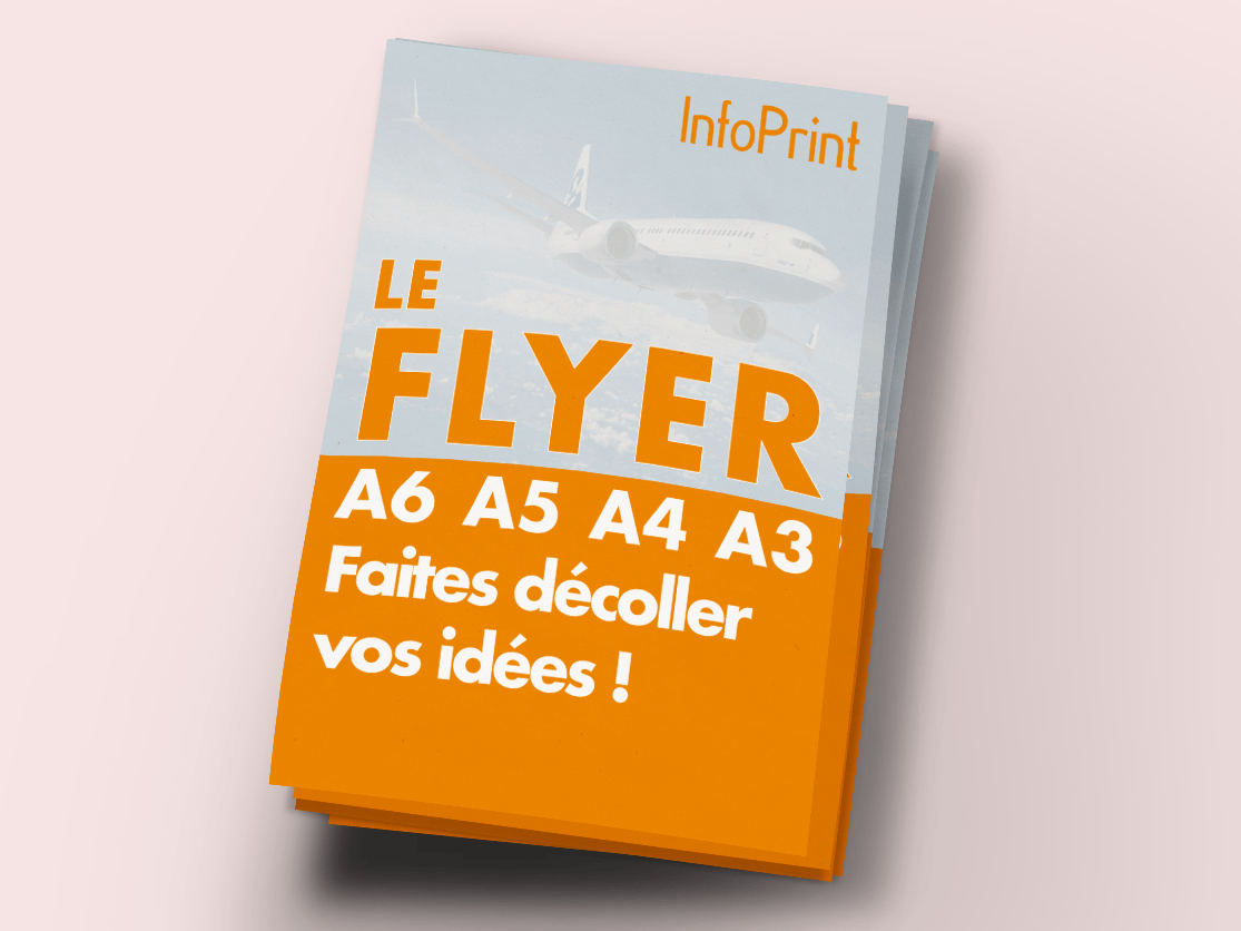 FLYERS SANS FINITION