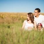 famille tournée vers la naturopathie