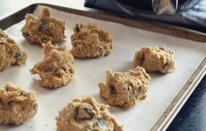 préparation cookies sans gluten