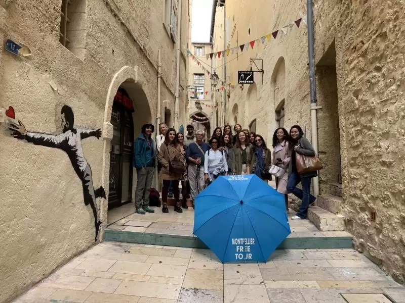 Groupe de Montpellier Freetour