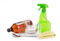 Vinegar Used for Cleaning