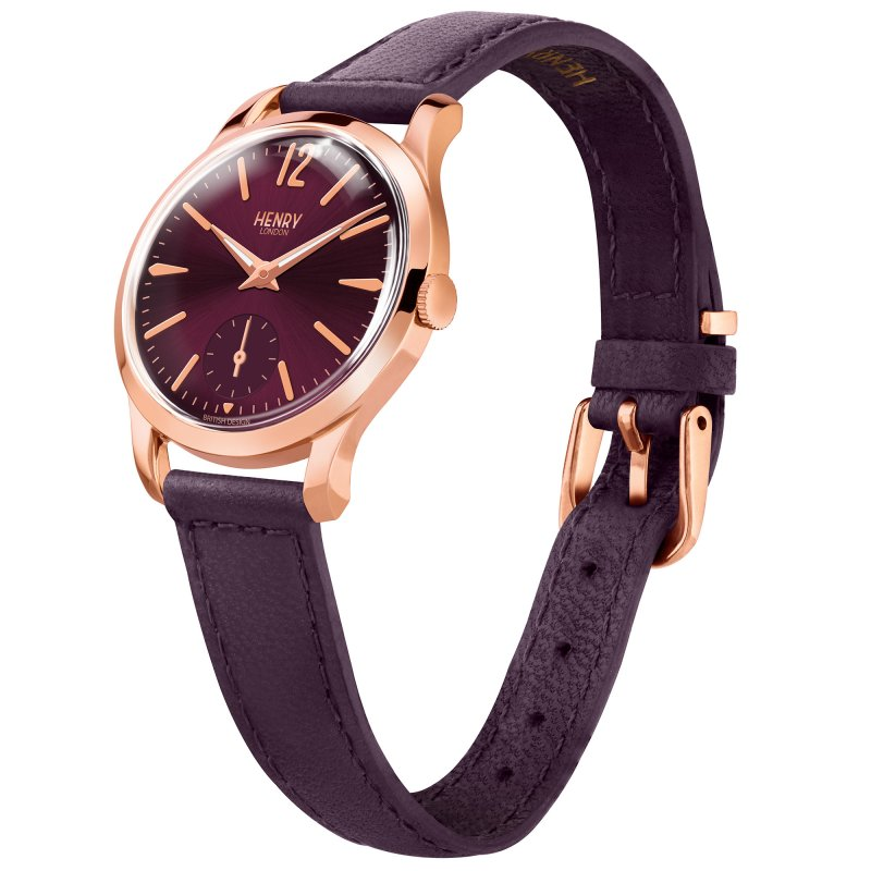 Montre Henry-London HAMPSTEAD (HL30-US-0076) pour FEMME 2