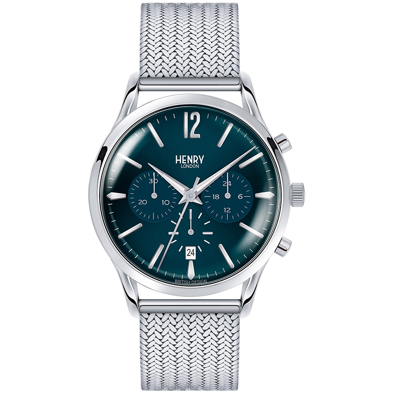 Montre Henry-London KNIGHTSBRIDGE (HL41-CM-0037) pour HOMME 1