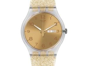 Montre Swatch GOLDEN SPARKLE (SUOK704) pour FEMME