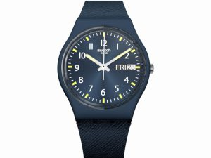 Montre Swatch SIR BLUE GN718 pour GARCON