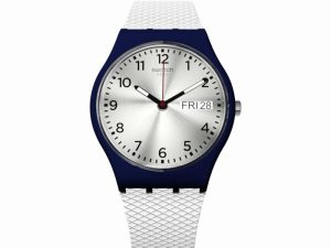 Montre Swatch WHITE DELIGHT GN720 pour GARCON