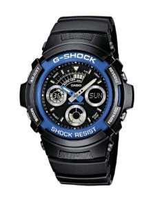 Casio – Montre Homme – AW-591-2AER – G-Shock