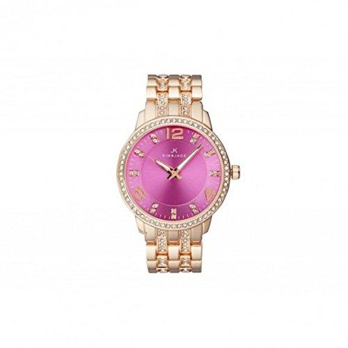 Montre – Kim & Jade – 2031L-3P_Gold pink