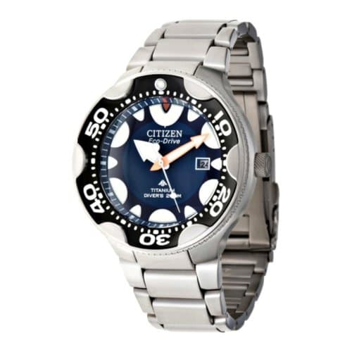 Citizen – BN0016-55L – Montre Homme – Quartz analogique – Bracelet en Titane