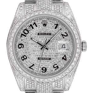 Rolex Datejust II 116300 Ensemble de Diamants sur Mesure