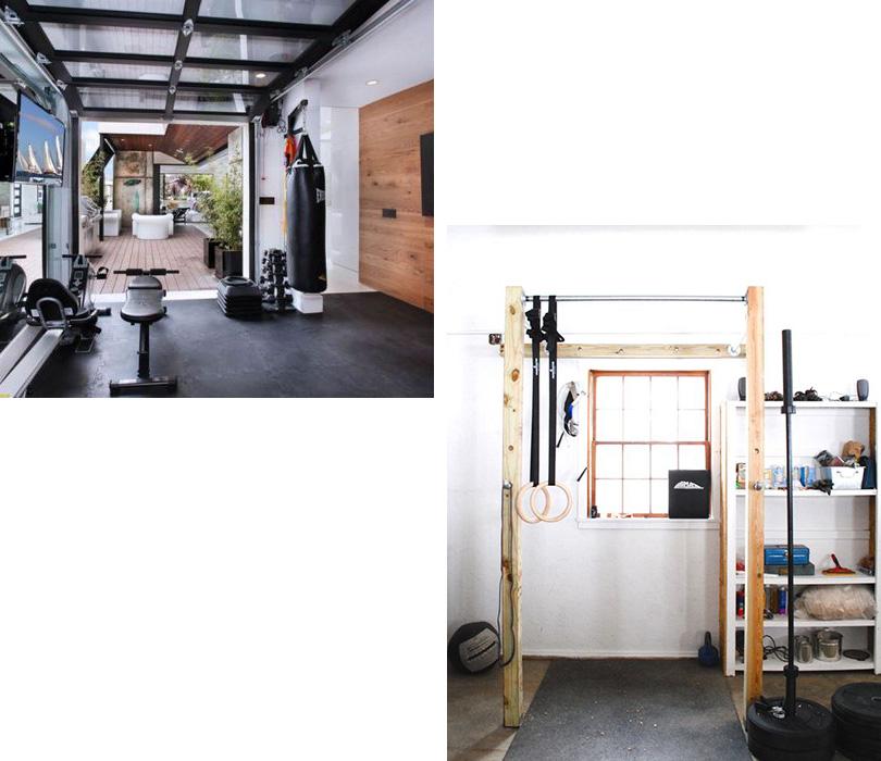 comment amenager son gym a la maison