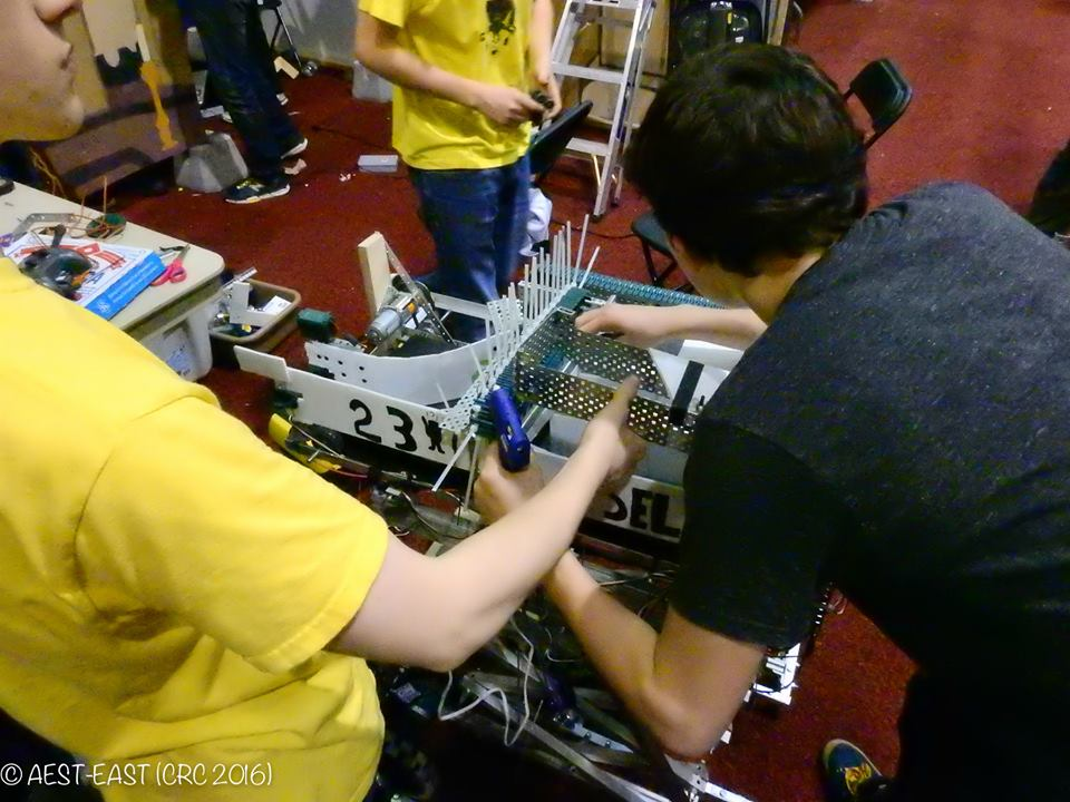 15th CRC Robotics Comp brings lessons beyond the classroom