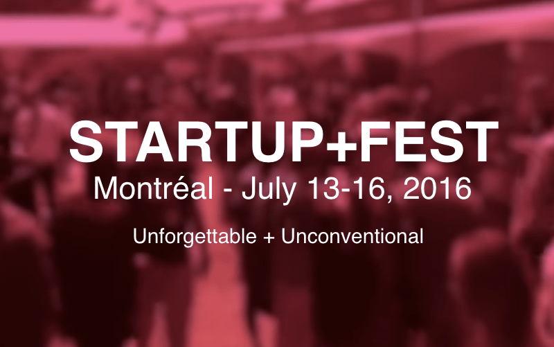 Startupfest expands to offer five additional 'Premium Fests'