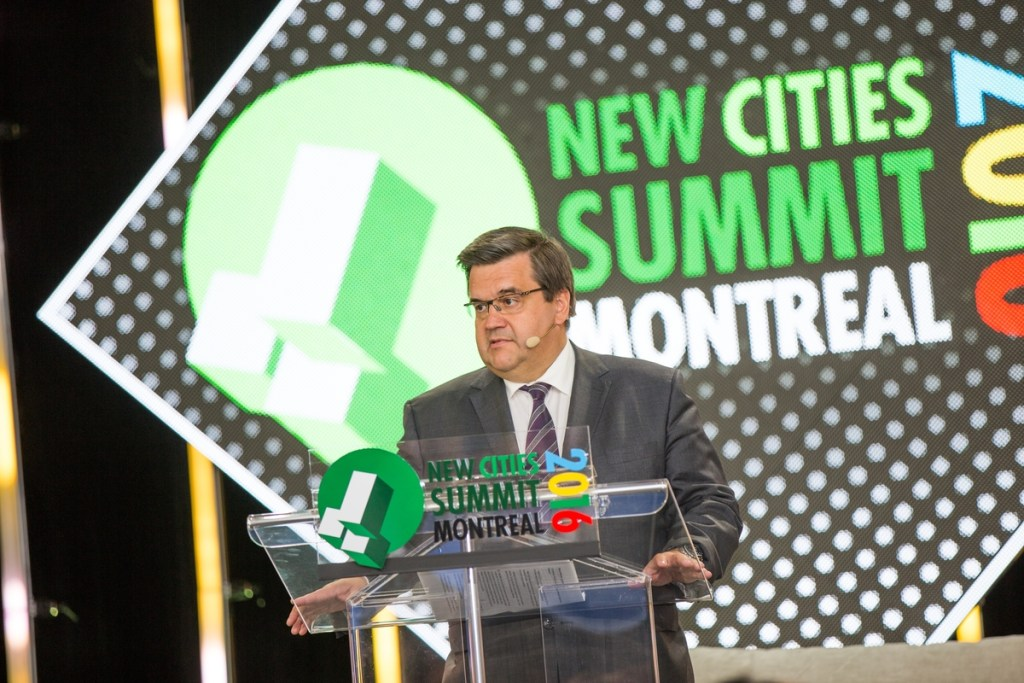 PHOTOS: Urban innovators hit Montreal for New Cities Summit