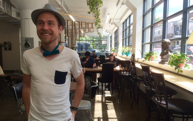 The Coworker: A fresh slate for Le Tableau Blanc's enviable space