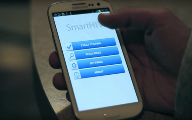 McGill prof's HIVSmart! app wins Grand Challenges Canada funding