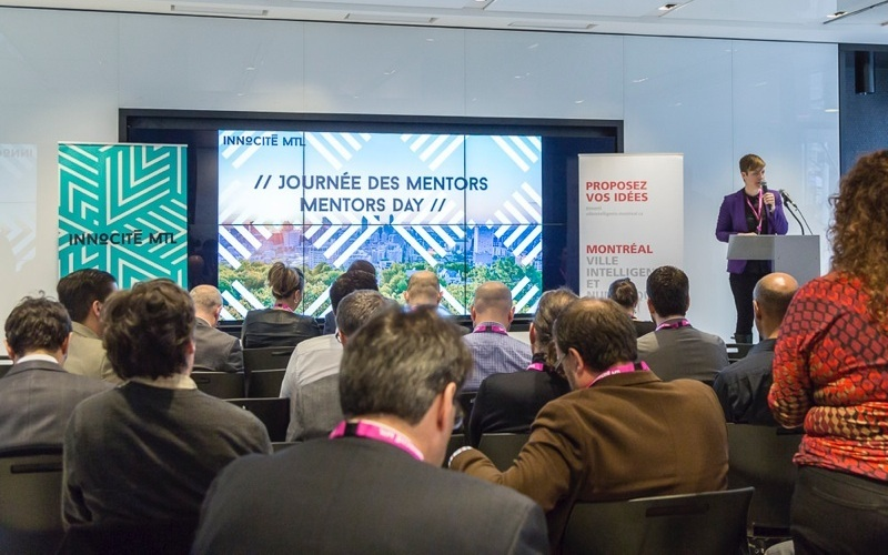 The four startups selected to InnoCité