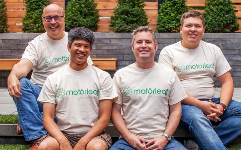 Motorleaf extends seed round to turn agriculture on its head