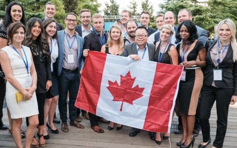 Futurpreneur Canada is recruiting for the G20 YEA Summit