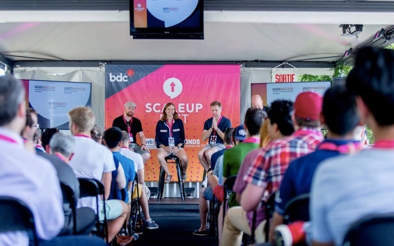 AcceleratorFest and ScaleupFest offer specialized learning leading up to Startupfest