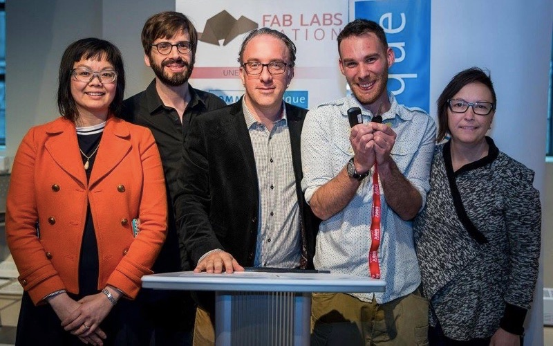 Success of Fab Labs Nation leads to Montreal as the host city for Fab Lab #16 in 2020