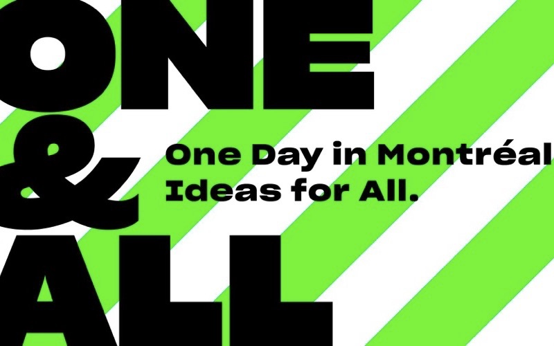 Dynamic is launching a full-day design event for One & All