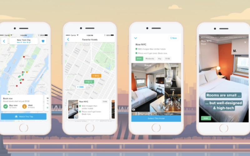 Hopper moves into the hotel booking industry with launch of price-prediction service