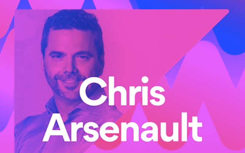 Workmode: What Chris Arsenault's journey with meditation taught him about life, work, and everything in between