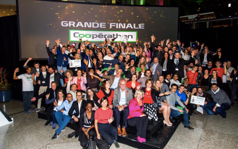 Coopérathon finishes strong and looks at expansion plans for next year