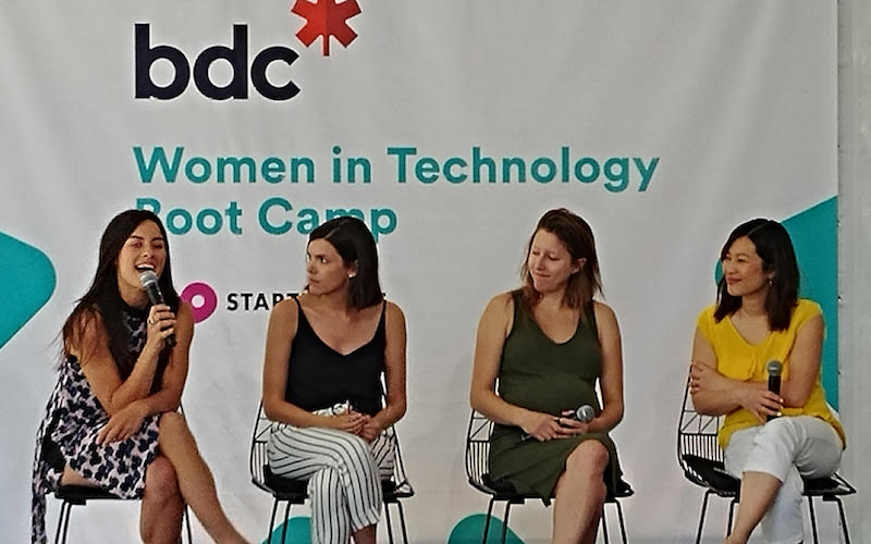 Women in Tech – StartupFest, Day 2