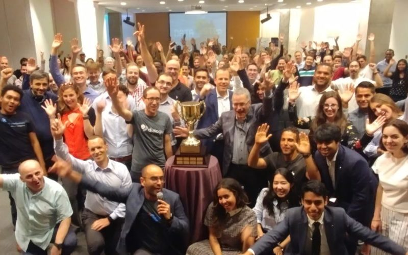 """First Ever Desjardins """"Data Cup"""" Winner Crowned by Distinguished Panel"""