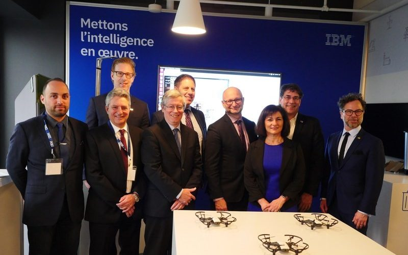 IBM to Partner With IVADO – Expand AI Capacity in Montreal