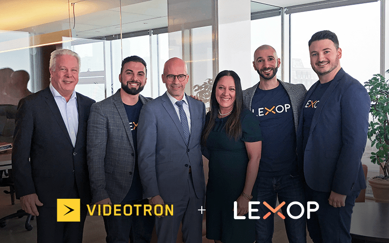 Videotron partners with Lexop to enhance Customer Experience