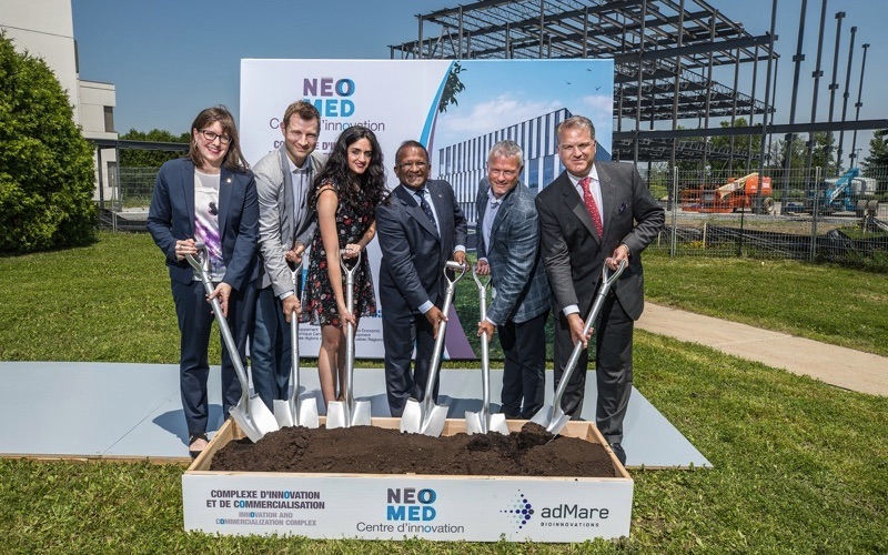 $25 million life science & health tech complex coming to Montreal