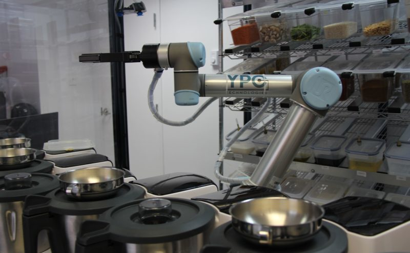 Robots in the kitchen? It's closer than you might think