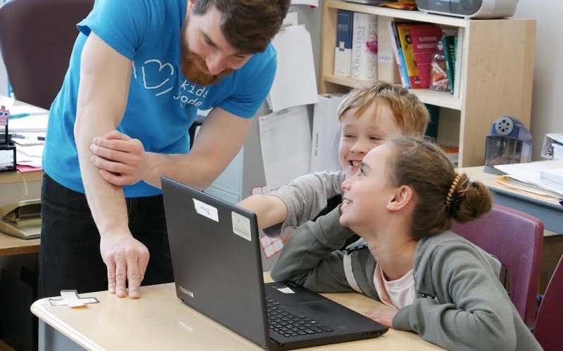 Kids Code Jeunesse gets $8.1 million from federal CanCode program