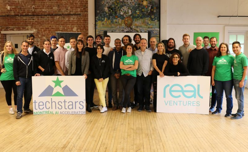 Techstars Montreal – Second AI Cohort Unveiled
