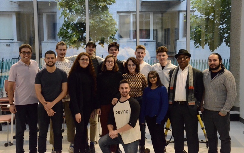 Student startup GRAD4 takes seed funding