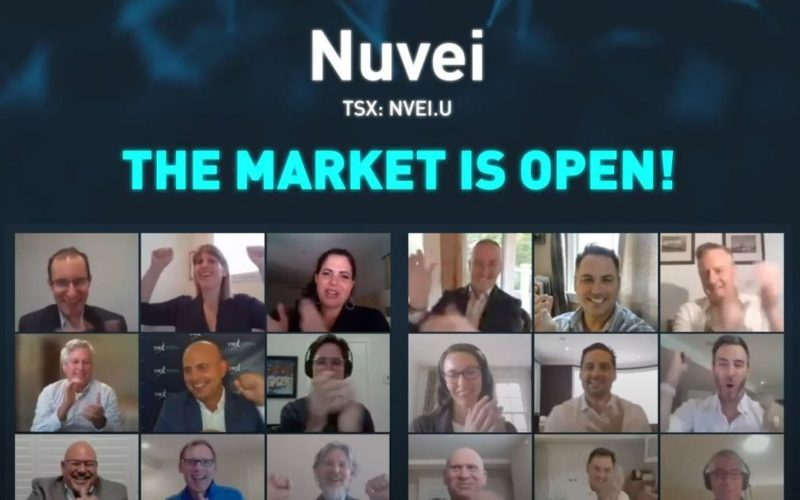 Nuvei Corporation Completes US$833 Million IPO