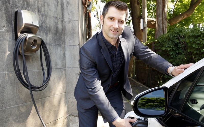Quebec City's AddEnergie gets $53 million for electric vehicle charging stations