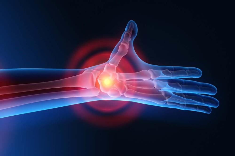 Hand and Wrist Pain Treatment
