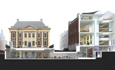 Funderingsprijs voor bouwproject Mauritshuis