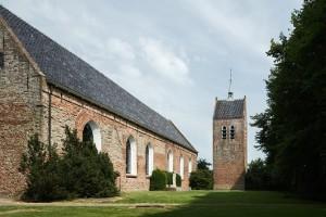 BAFLO / 23-7-2013 / De toren van de Laurentiuskerk word overgedragen aan de stichting Oude Groninger Kerken. Exterieur / Foto: Omke Oudeman