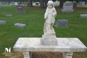 Value of preserving headstones or memorials