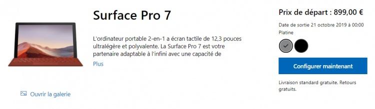 surfac-pro-7-prix