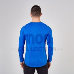 LIFESTYLE LONG SLEEVE - AZURE BLUE